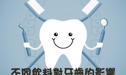 『靈』牙『皓』齒-探討不同飲料對牙齒的影響