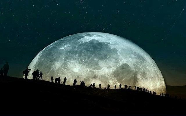 2016.03.01 月亮是顆光滑的星球嗎?