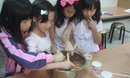 2016.07.04~07.06科學小廚師美食夏令營