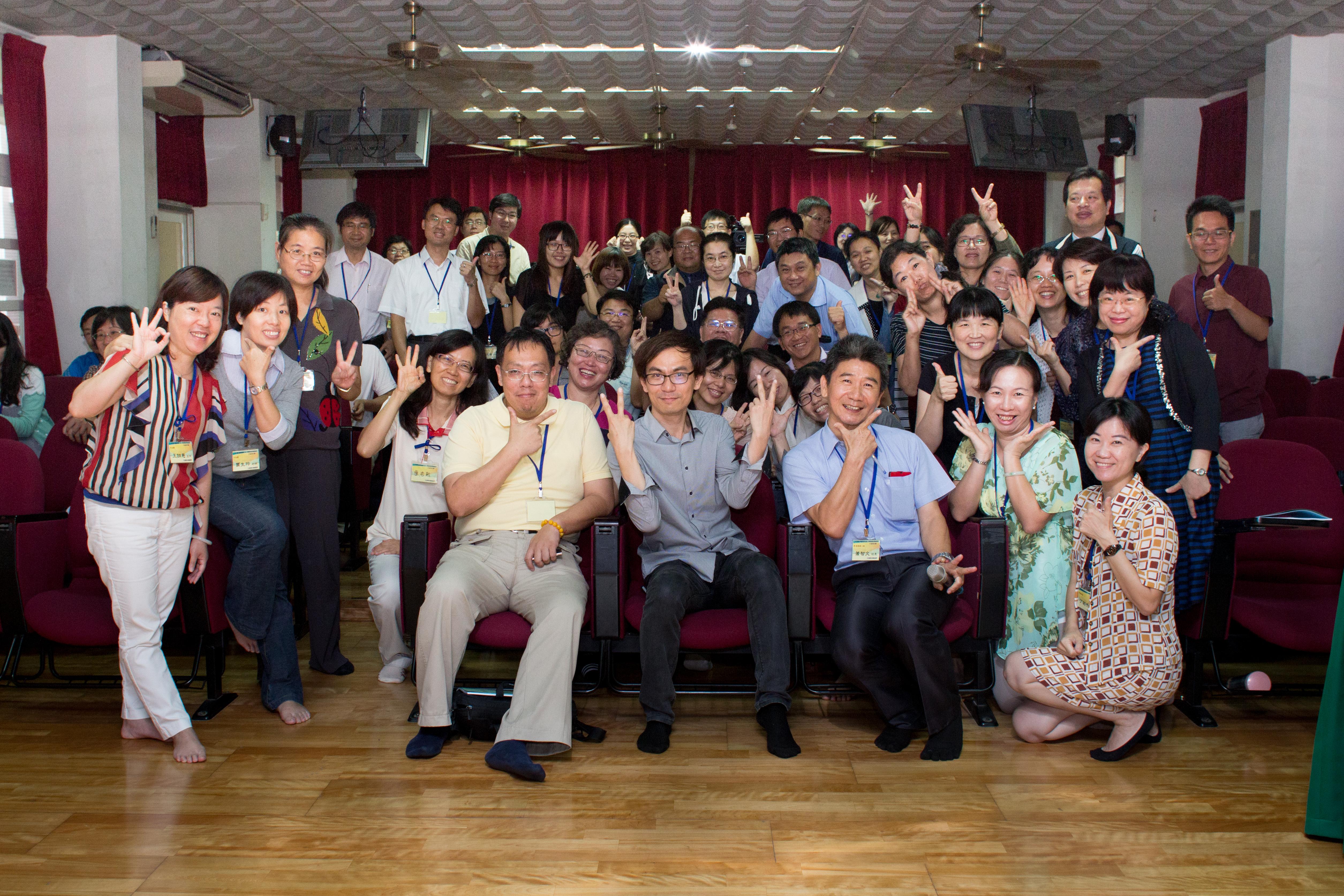 2015.05.22教育部九年一貫課程推動專題講座太空科技的發展在社會學習領域教學上的應用