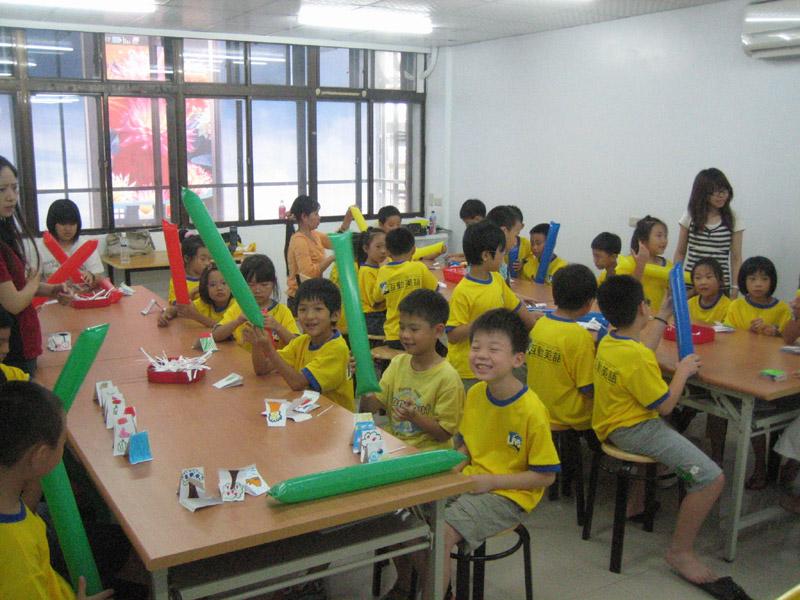 2011.07.15 吉的堡 科學活動校外教學