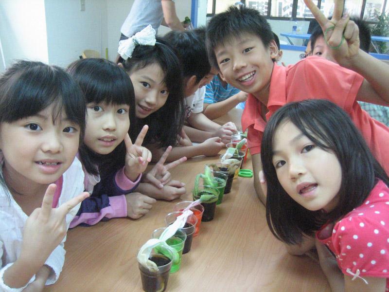 2013.07.10~07.12 小廚師科學美食營