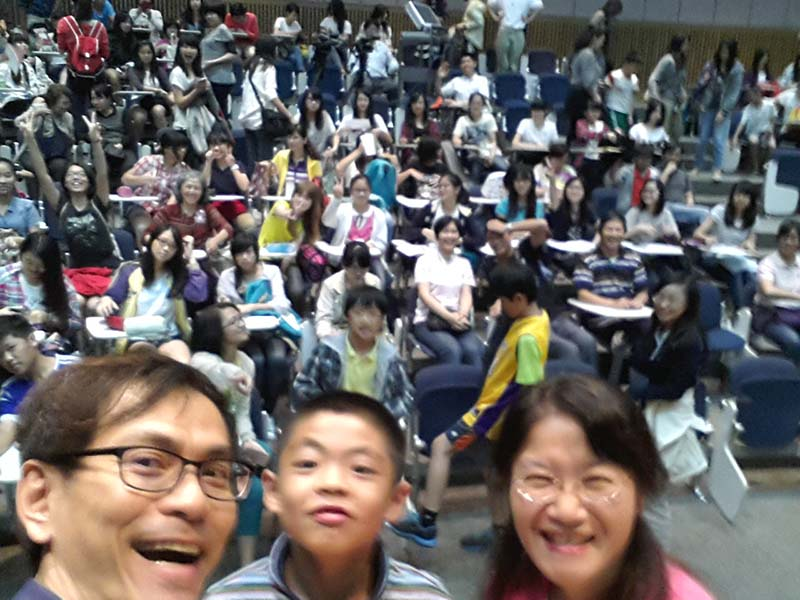 2014.11.29國立自然科學博物館專題演講 太空中的科展