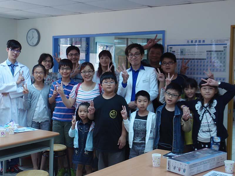 2015.09.13小宇宙自然科學教室親子日 如何陪孩子學習科學