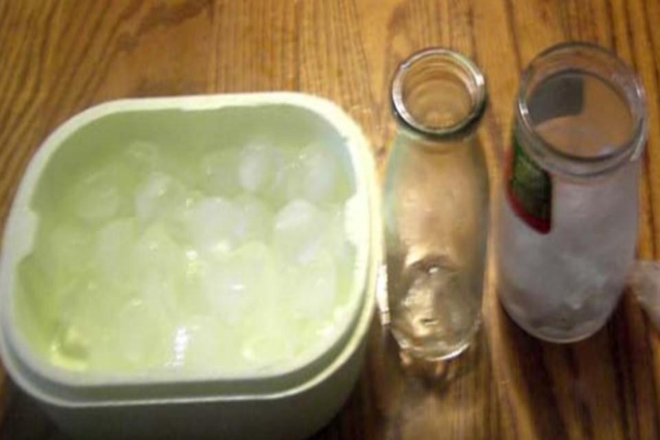 尋找冰寶寶收容所—保冰器 DIY