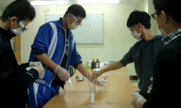 小宇宙自然科學教室【硝酸跟硫酸】