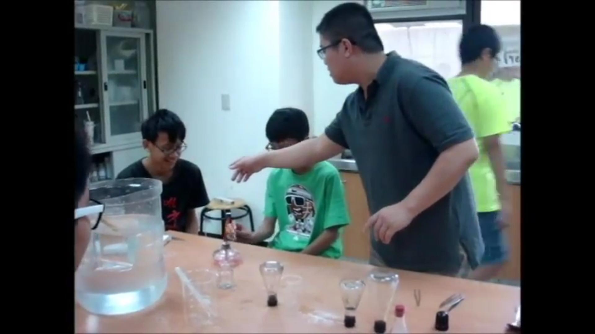 小宇宙自然科學教室【硝酸鉀】