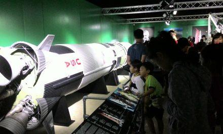 2016.08.01~08.03 太空科學夏令營(台中場)