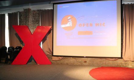 OPEN MIC複選:我告訴阿歆,我要參加「演講比賽」[TEDxTaipei心得文2]