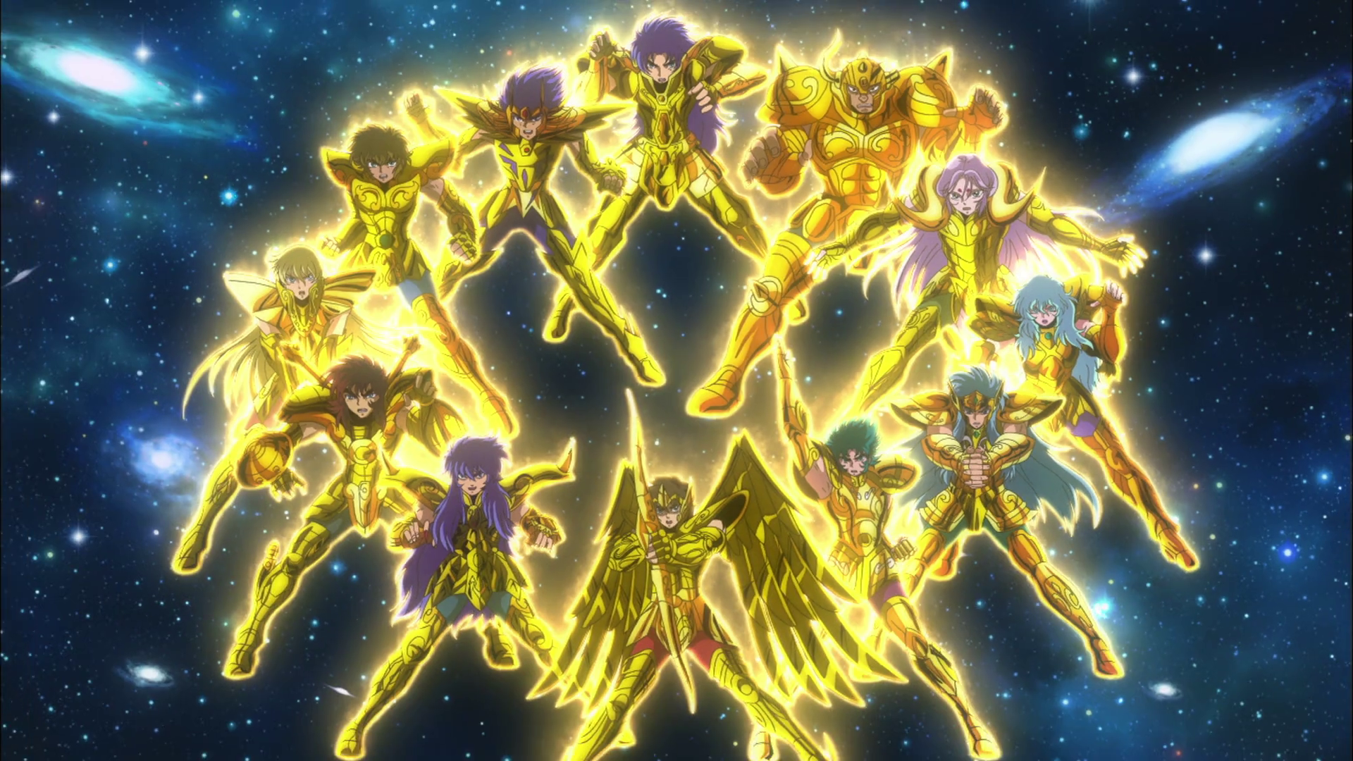 黃金聖鬥士 GOLD SAINT
