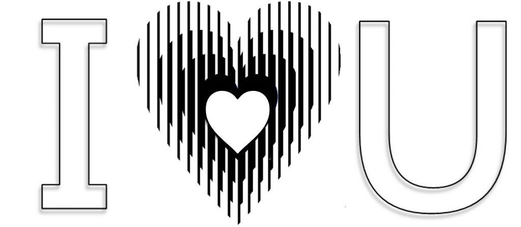 38愛你心跳卡圖片範例-愛心圖