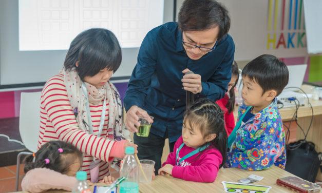 2017.12.10 百年樹百人親子科學活動