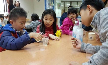 2018.02.28 親子科學活動 飲料中的糖