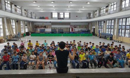 2018.05.02 花蓮縣宜昌國小科學活動 我與福衛三號的故事