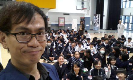 2014.12.04 科技部科普計畫 太空科學大挑戰(台北市靜心中學)