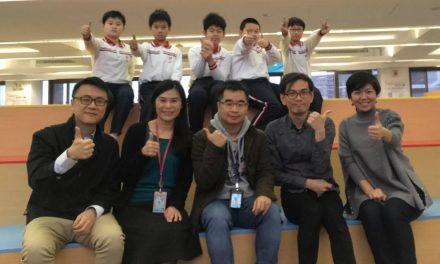 2018.12.13 台北市私立靜心國民中小學 智慧教育AI世代對談