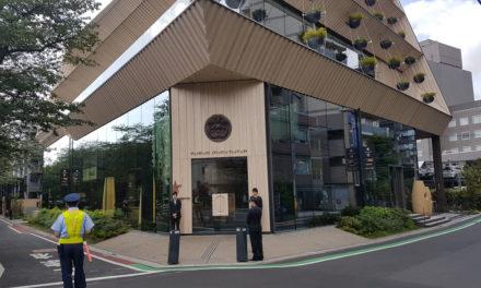 星巴克臻選®東京烘焙工坊 STARBUCKS RESERVE®ROASTERY TOKYO 早上8:05超用心完全攻略
