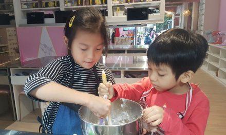 歆暘做餅乾 樂烘妹DIY烘焙教室
