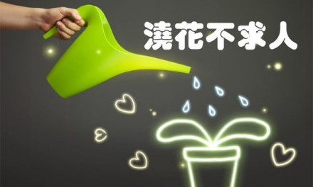 滴水不漏~節能環保自動澆花器