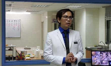 2015.09.26 科學X博士接受三立新聞台專訪