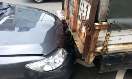 交通事故給我的正面生活新感受
