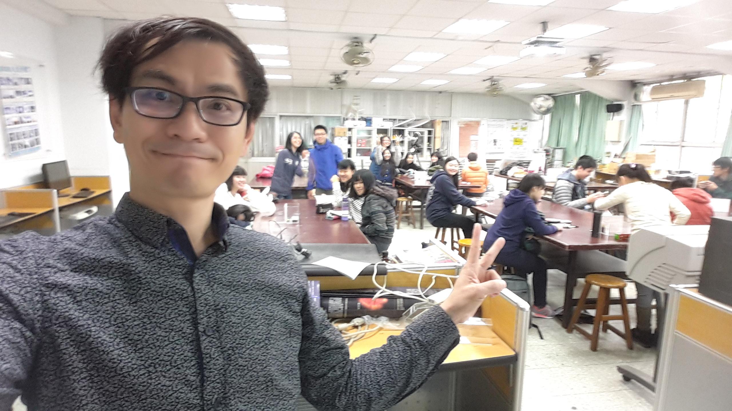 2016.01.28 台北市立建國高級中學專題講座 太空計畫關我啥事
