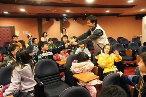 2011.01.25 京華城BabyBoss 寒假星際探險家冬令營