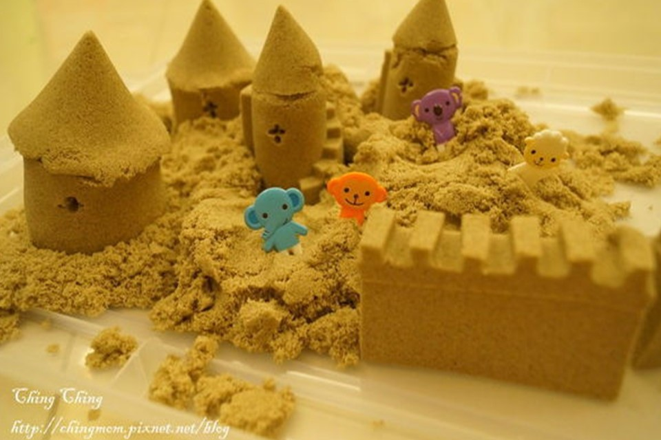 遊戲‧[矽] [油]-矽、粉末與沙的對話