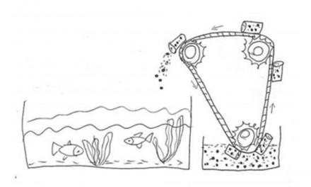 誰來幫我餵魚?-節能自動餵魚器之研究