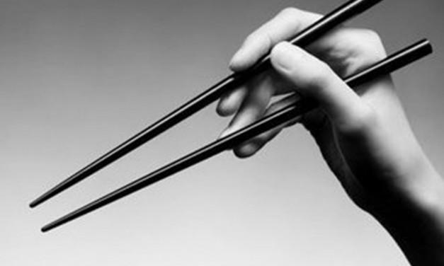 『筷』智人口