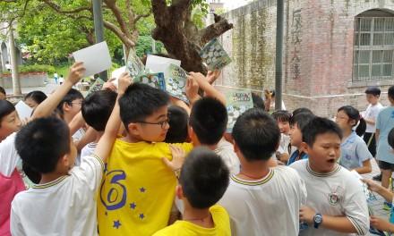 2016.05.05 新北市新莊國小 太空少年科學活動