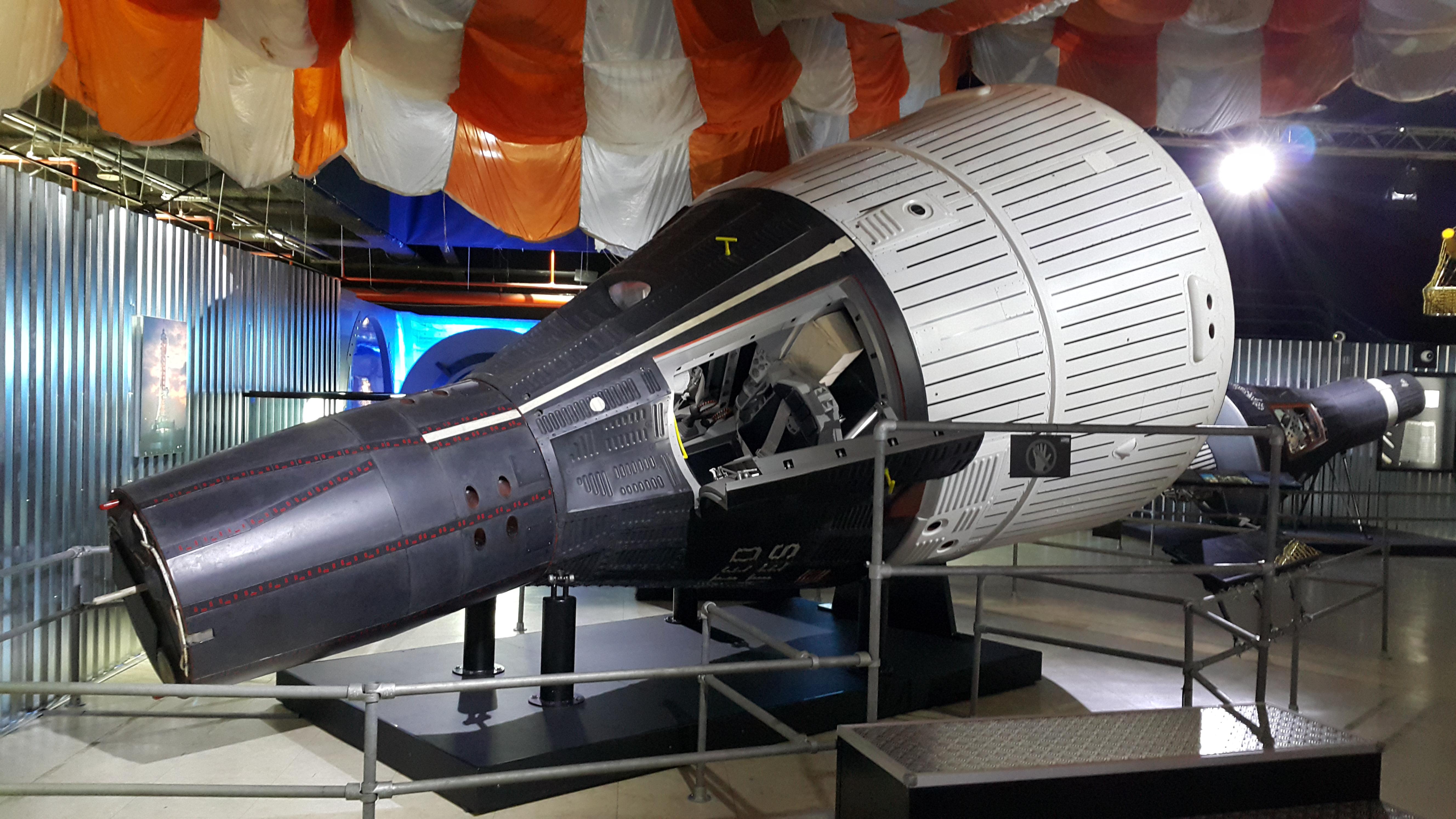 240雙子星計畫太空船NASA