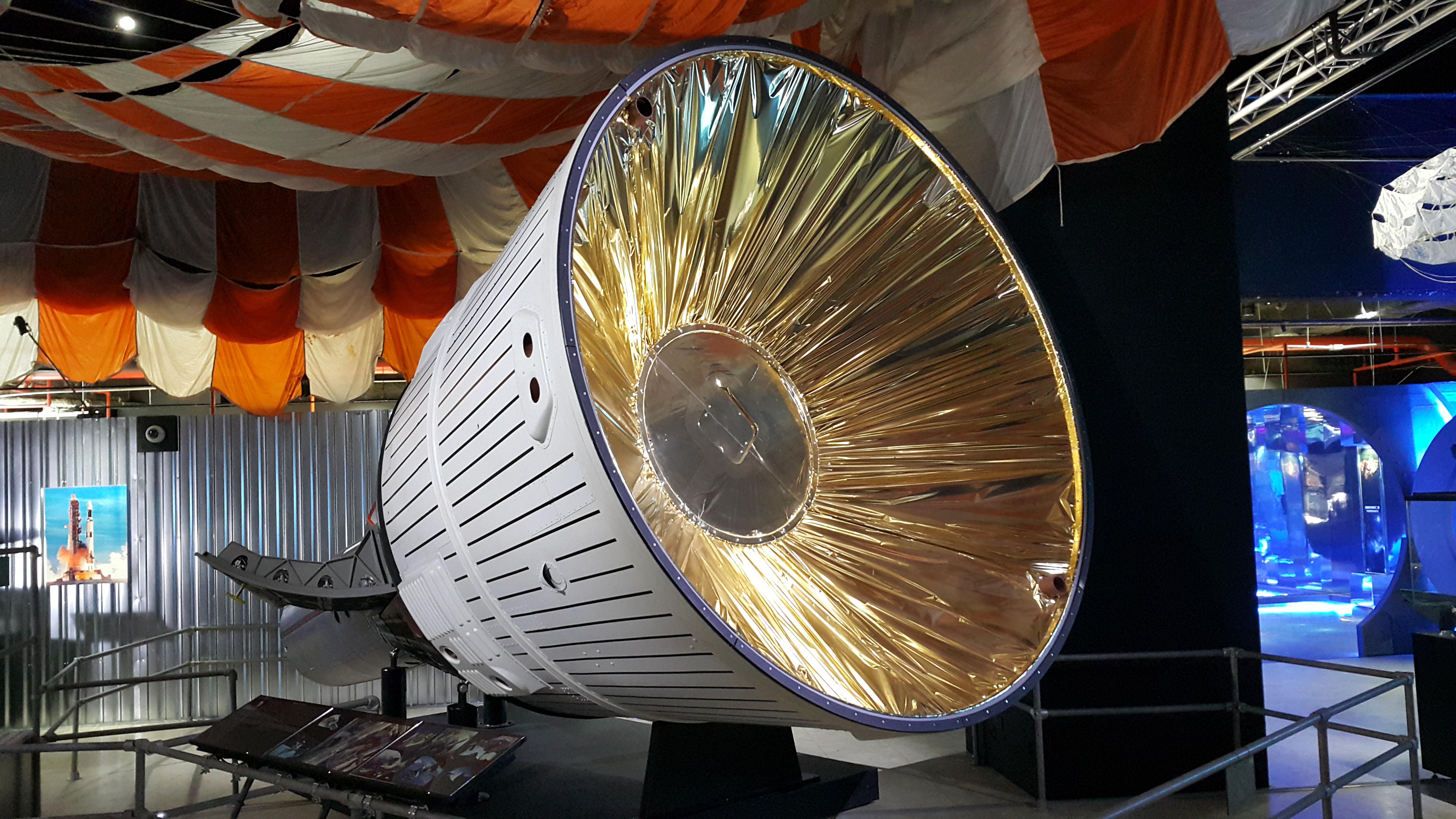 250雙子星計畫太空船NASA