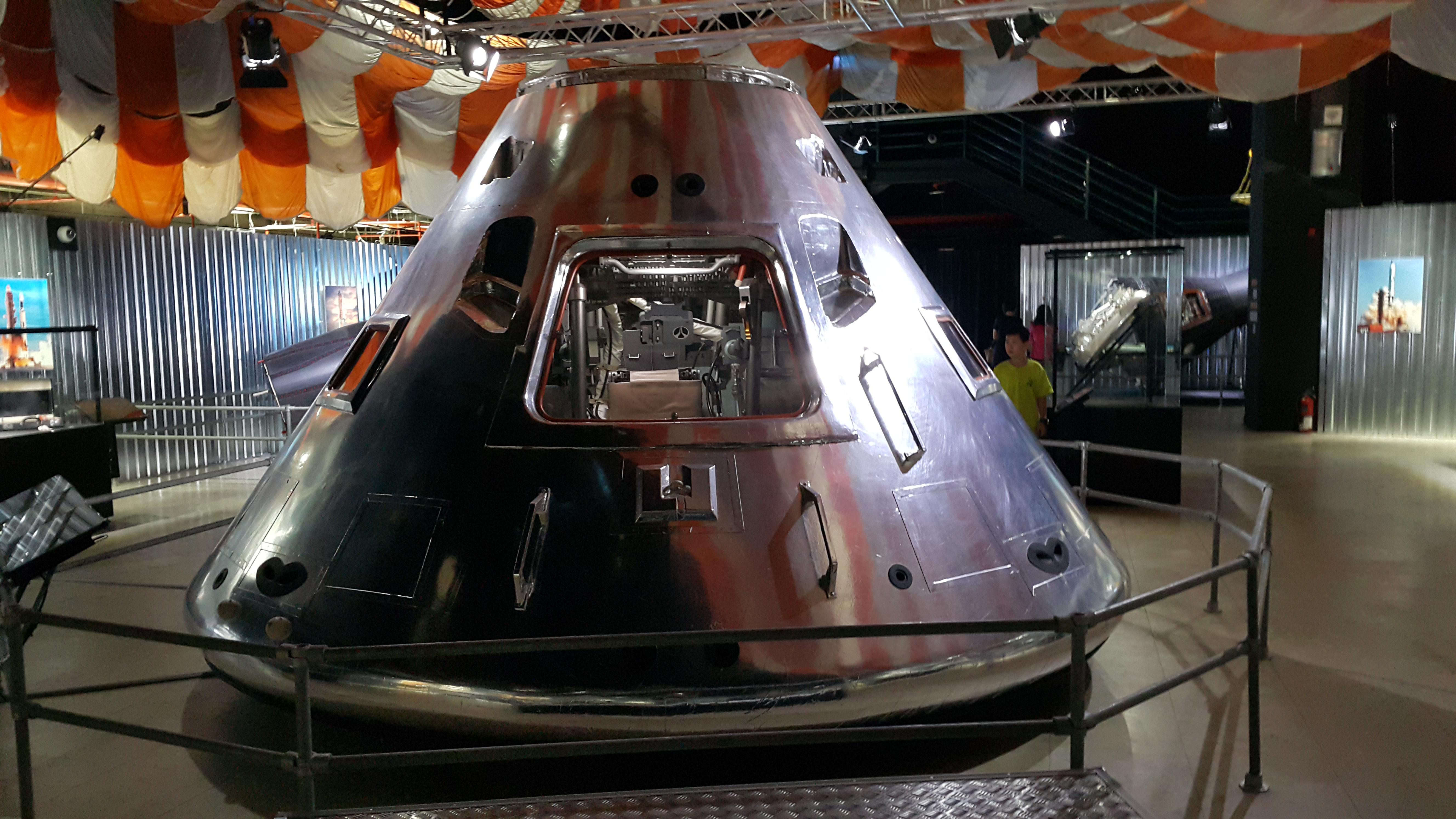 300阿波羅指揮艙一NASA