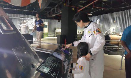 科教館 NASA展特別報導 (三) 載人太空計畫