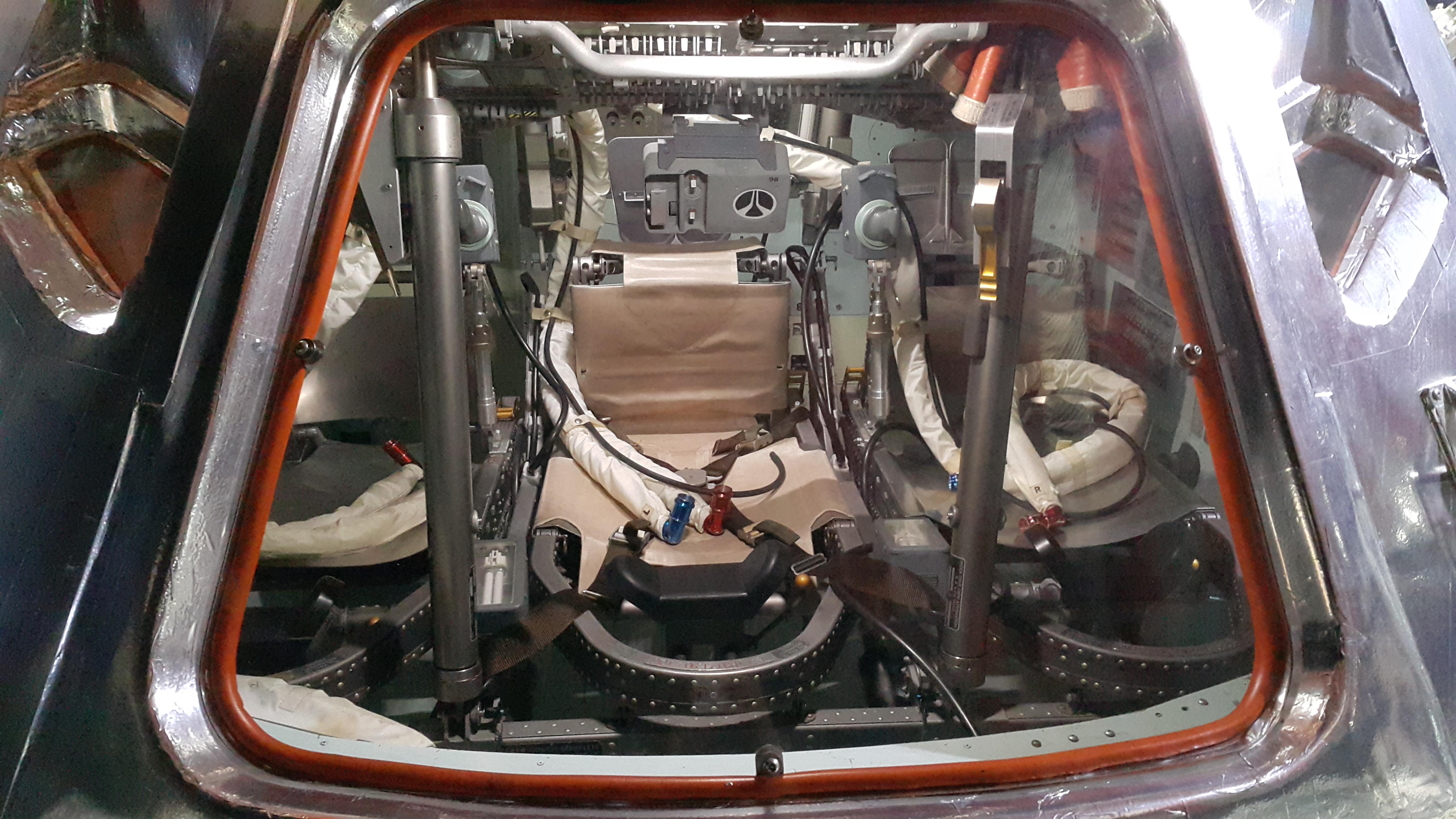 300阿波羅指揮艙二NASA