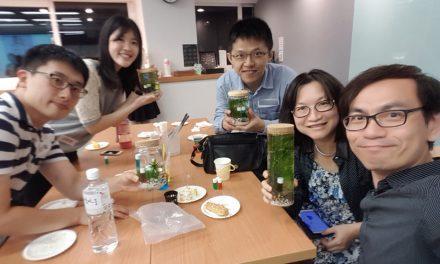2017.06.16 識博管理顧問有限公司-大人學 測溫生態瓶科學活動