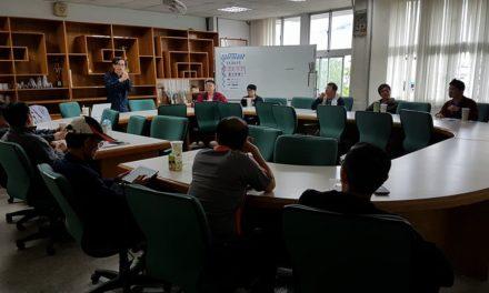 2017.11.21 臺北市立誠正國民中學 我與福衛三號的故事