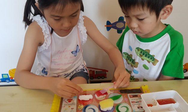 神奇的自製壽司玩具