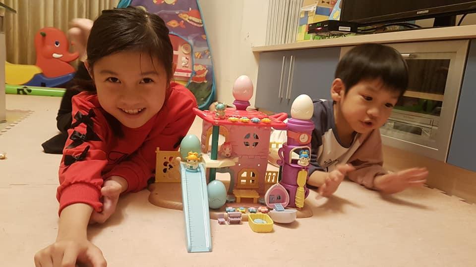 小朋友的新玩具「見習神仙精靈」購買心得